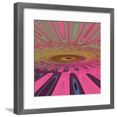 Variations On A Circle 80-Philippe Sainte-Laudy-Framed Photographic Print