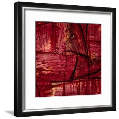 The Nomadic Rubicon-Doug Chinnery-Framed Photographic Print