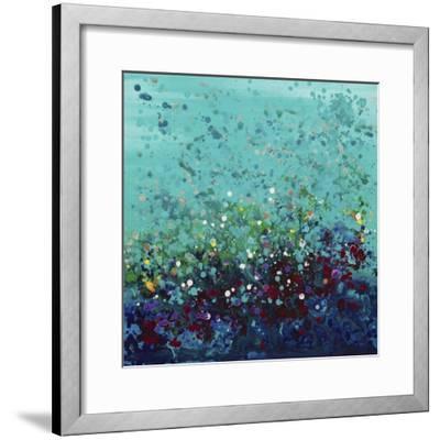 Ocean Break 2-Hilary Winfield-Framed Giclee Print