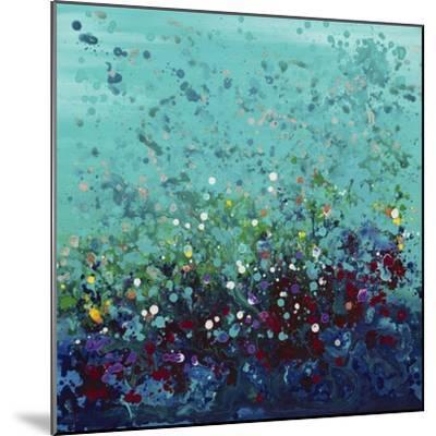 Ocean Break 2-Hilary Winfield-Mounted Giclee Print