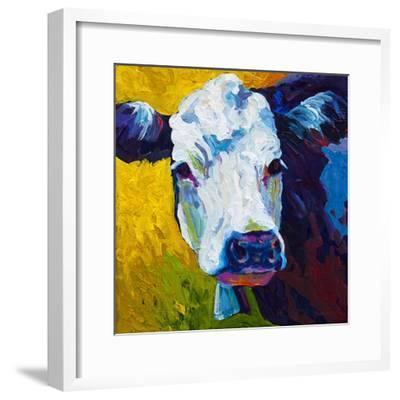 Belle-Marion Rose-Framed Giclee Print