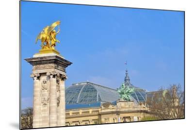 Le Grand Palais II-Cora Niele-Mounted Giclee Print