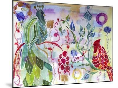 Free as a Bird-Lauren Moss-Mounted Giclee Print