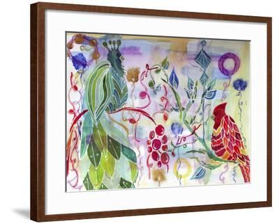 Free as a Bird-Lauren Moss-Framed Giclee Print