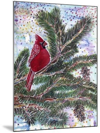 Cardinal Rule-Lauren Moss-Mounted Giclee Print