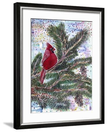 Cardinal Rule-Lauren Moss-Framed Giclee Print
