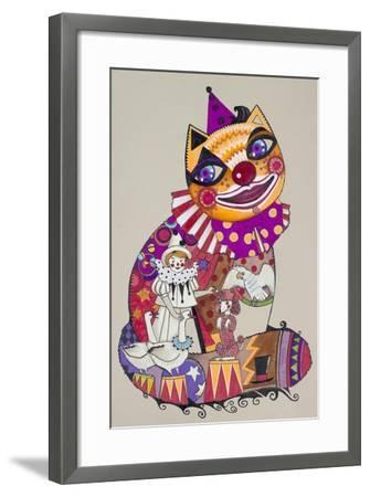 Clown 2-Oxana Zaika-Framed Giclee Print