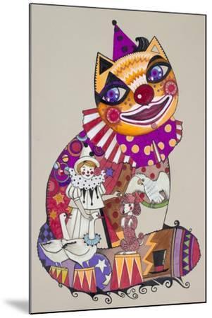 Clown 2-Oxana Zaika-Mounted Giclee Print