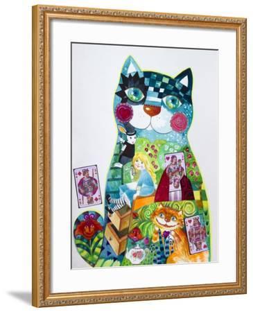 Alice-Oxana Zaika-Framed Giclee Print