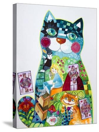 Alice-Oxana Zaika-Stretched Canvas Print