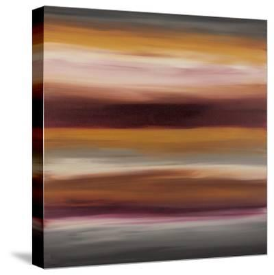 Sunset 38-Hilary Winfield-Stretched Canvas Print