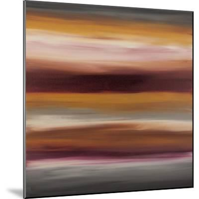 Sunset 38-Hilary Winfield-Mounted Giclee Print