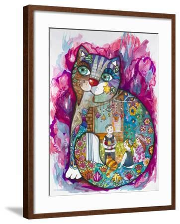 Evening-Oxana Zaika-Framed Giclee Print