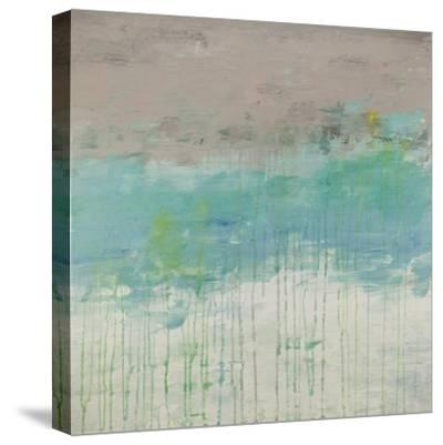 Lithosphere 137-Hilary Winfield-Stretched Canvas Print