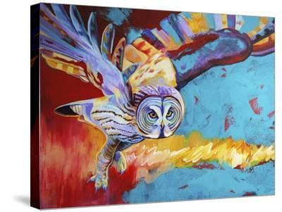 Flight-Corina St. Martin-Stretched Canvas Print