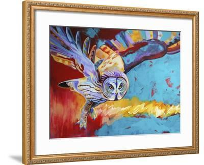 Flight-Corina St. Martin-Framed Giclee Print