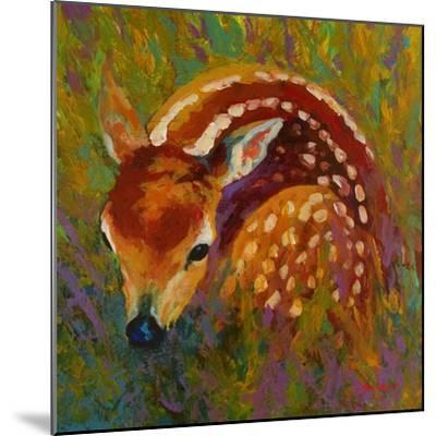 New Fawn-Marion Rose-Mounted Giclee Print