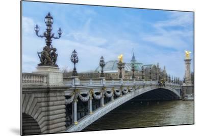 Pont Alexandre III - I-Cora Niele-Mounted Giclee Print