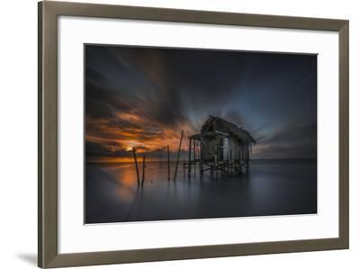 Mi Casa en el Mar-Moises Levy-Framed Photographic Print