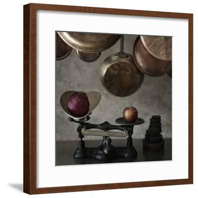 False Equivalency III-Geoffrey Ansel Agrons-Framed Photographic Print