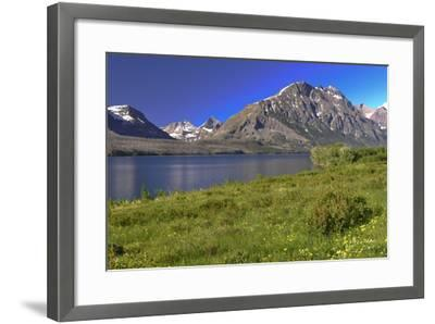 127-Glacier-2016-Gordon Semmens-Framed Photographic Print