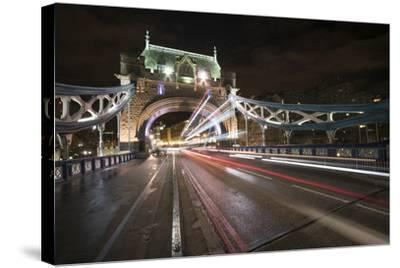 Speed Night 3-Moises Levy-Stretched Canvas Print