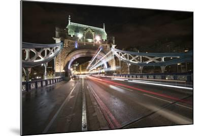 Speed Night 3-Moises Levy-Mounted Photographic Print