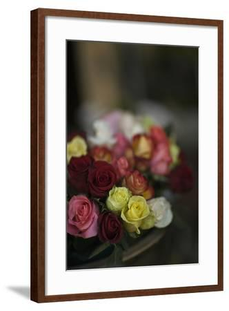 Marchand De Fleurs-Geoffrey Ansel Agrons-Framed Photographic Print