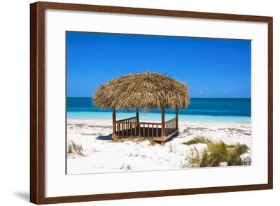 Cuba Fuerte Collection - Paradise Beach-Philippe Hugonnard-Framed Photographic Print