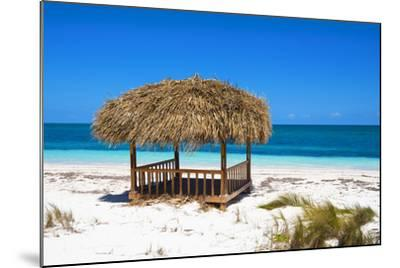 Cuba Fuerte Collection - Paradise Beach-Philippe Hugonnard-Mounted Photographic Print