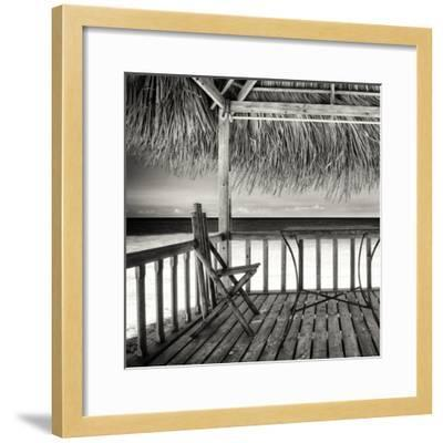 Cuba Fuerte Collection SQ BW - Serenity-Philippe Hugonnard-Framed Photographic Print