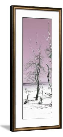 Cuba Fuerte Collection Panoramic - Pale Violet Summer-Philippe Hugonnard-Framed Photographic Print
