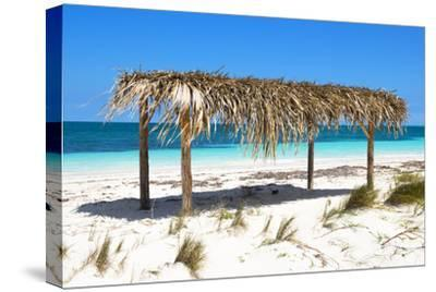 Cuba Fuerte Collection - Arbor Beach-Philippe Hugonnard-Stretched Canvas Print