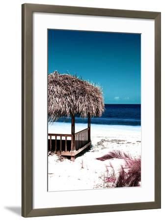 Cuba Fuerte Collection - Serenity II-Philippe Hugonnard-Framed Photographic Print