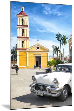Cuba Fuerte Collection - Main square of Santa Clara II-Philippe Hugonnard-Mounted Photographic Print