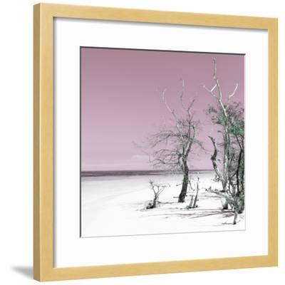 Cuba Fuerte Collection SQ - Pale Violet Summer-Philippe Hugonnard-Framed Photographic Print