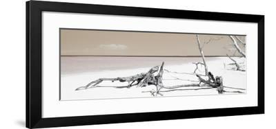 Cuba Fuerte Collection Panoramic - Wild Orange Lagoon-Philippe Hugonnard-Framed Photographic Print