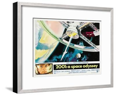 2001: A Space Odyssey, 1968--Framed Poster