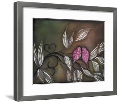 Til Forever-Abril Andrade-Framed Giclee Print