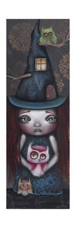 Samantha-Abril Andrade-Framed Giclee Print