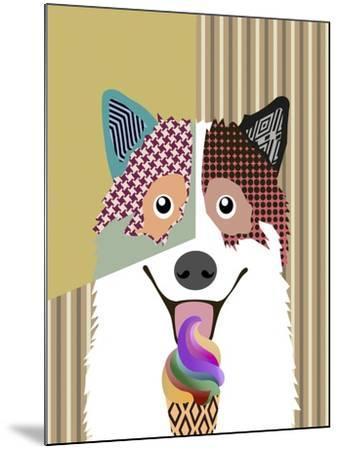Bangkaew Dog-Adefioye Lanre-Mounted Giclee Print