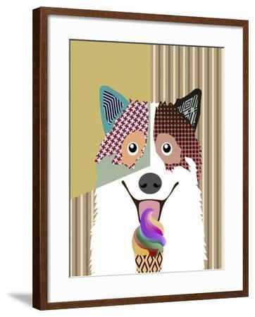 Bangkaew Dog-Adefioye Lanre-Framed Giclee Print