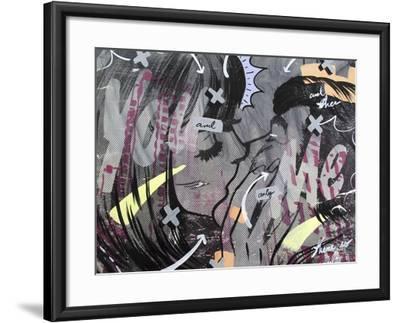 And Only-Dan Monteavaro-Framed Giclee Print