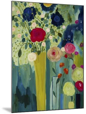 Surround Yourself With Beauty-Carrie Schmitt-Mounted Giclee Print
