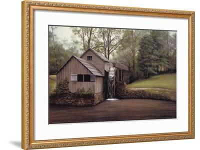 Mabry Mill-David Knowlton-Framed Giclee Print