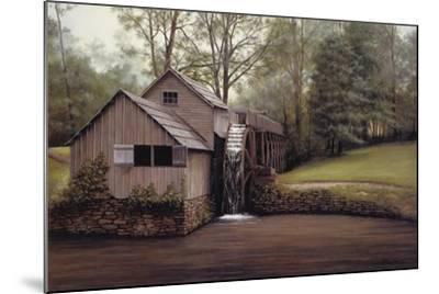 Mabry Mill-David Knowlton-Mounted Giclee Print