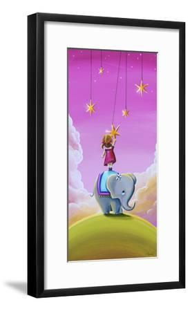 Reach for the Stars-Cindy Thornton-Framed Giclee Print