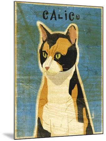 Calico-John W Golden-Mounted Giclee Print