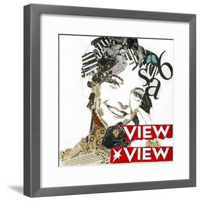 View View-Ines Kouidis-Framed Giclee Print