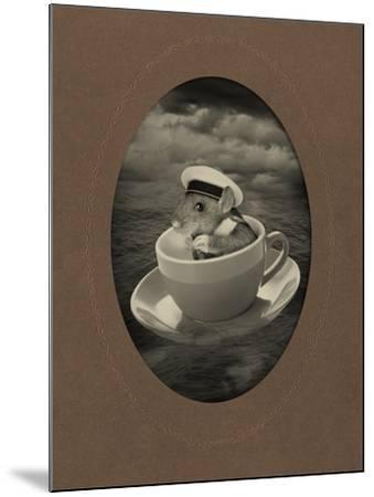 Mice Series #4-J Hovenstine Studios-Mounted Giclee Print